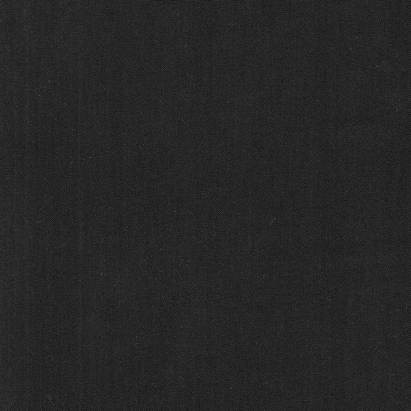 Confetti Cottons - Crayola Solid Color Poodle Black Yardage