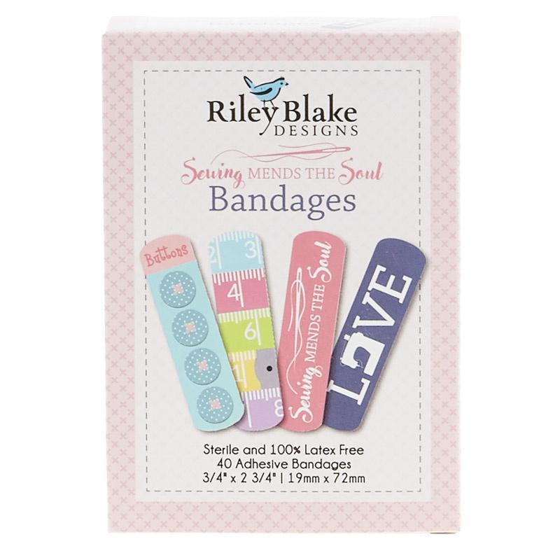 Novelty Sewing Bandages