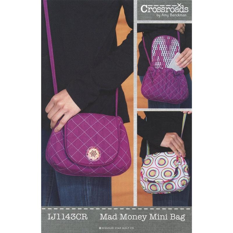 Mad Money Mini Bag - Amy Barickman