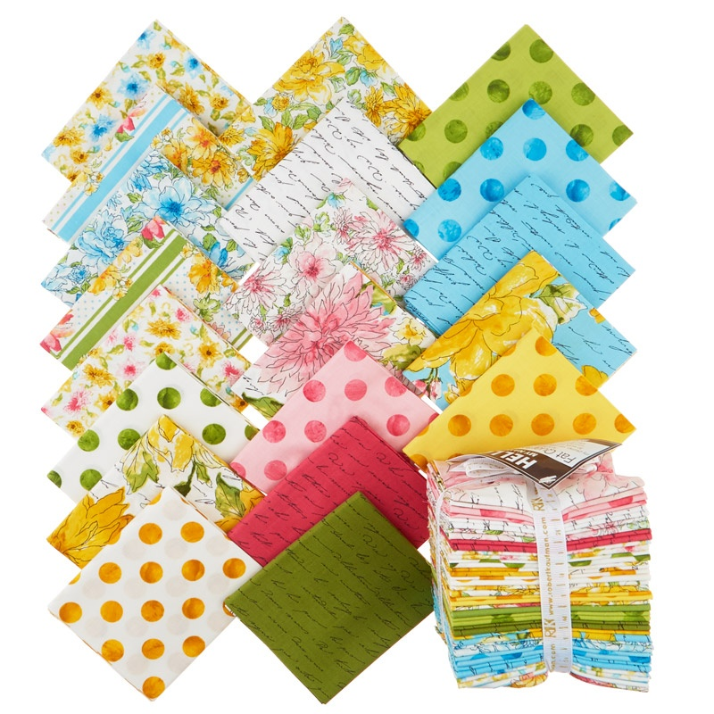 Garden Splendor Fat Quarter Bundle