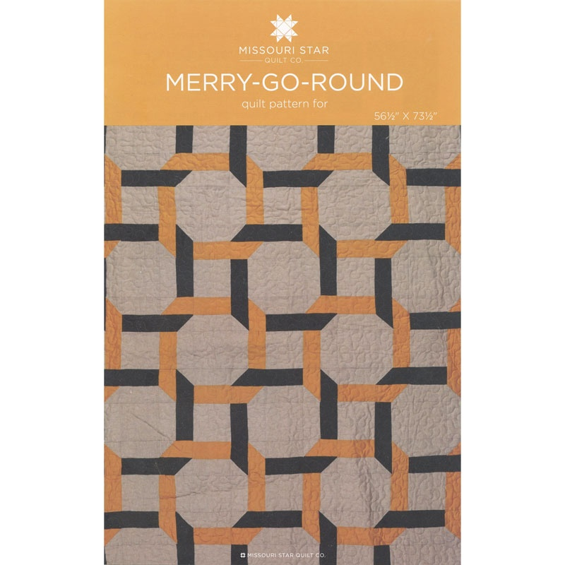 Merry-Go-Round Quilt Pattern by MSQC - MSQC - MSQC — Missouri Star ... : merry go round quilt pattern - Adamdwight.com