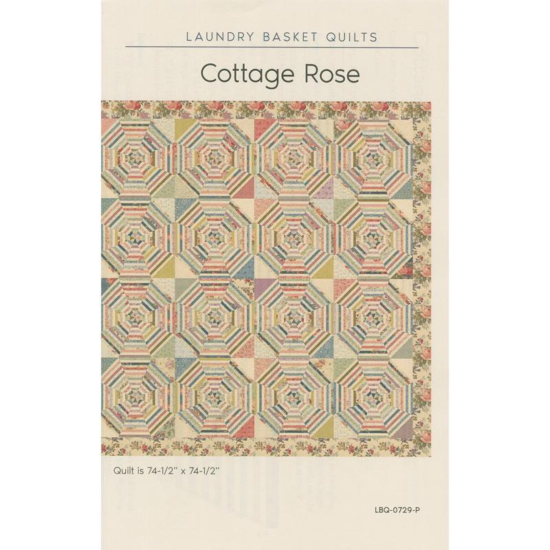Cottage Rose Pattern