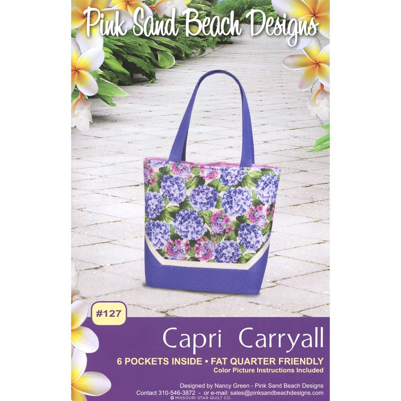 Capri Carryall Pattern