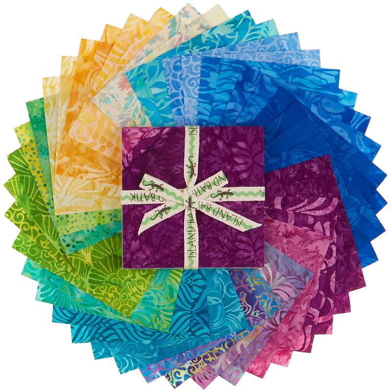 Nouveau Soul Batiks Stamps
