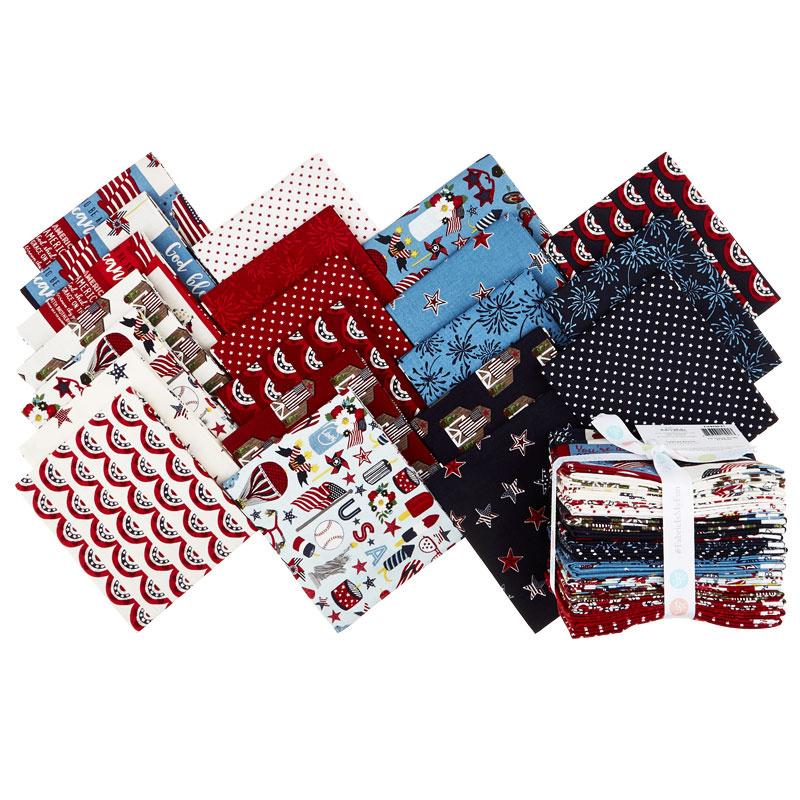 Celebrate America! Fat Quarter Bundle