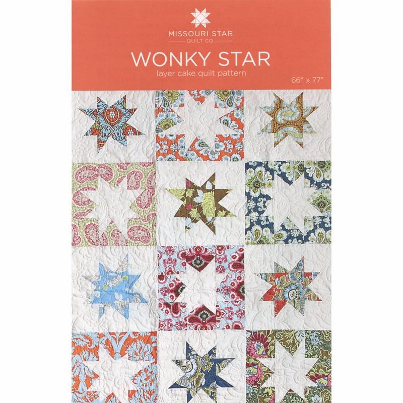 Wonky Star Pattern By Missouri Star Missouri Star Quilt Co