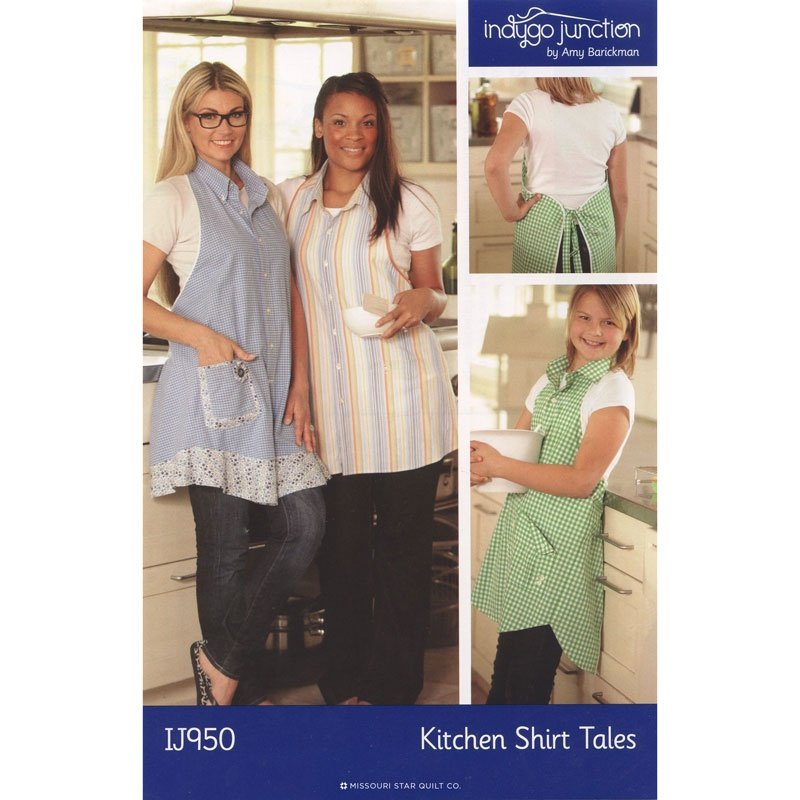 Kitchen Shirt Tales Pattern