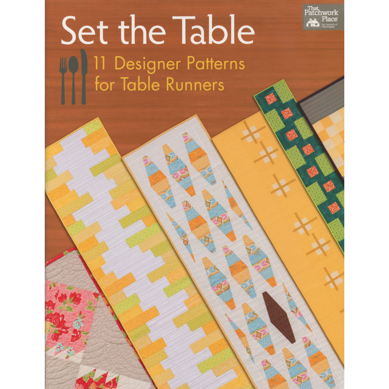 Set the Table Book