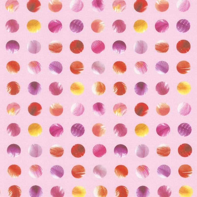Gradients 2 - Parfait Dots Digitally Printed Yardage