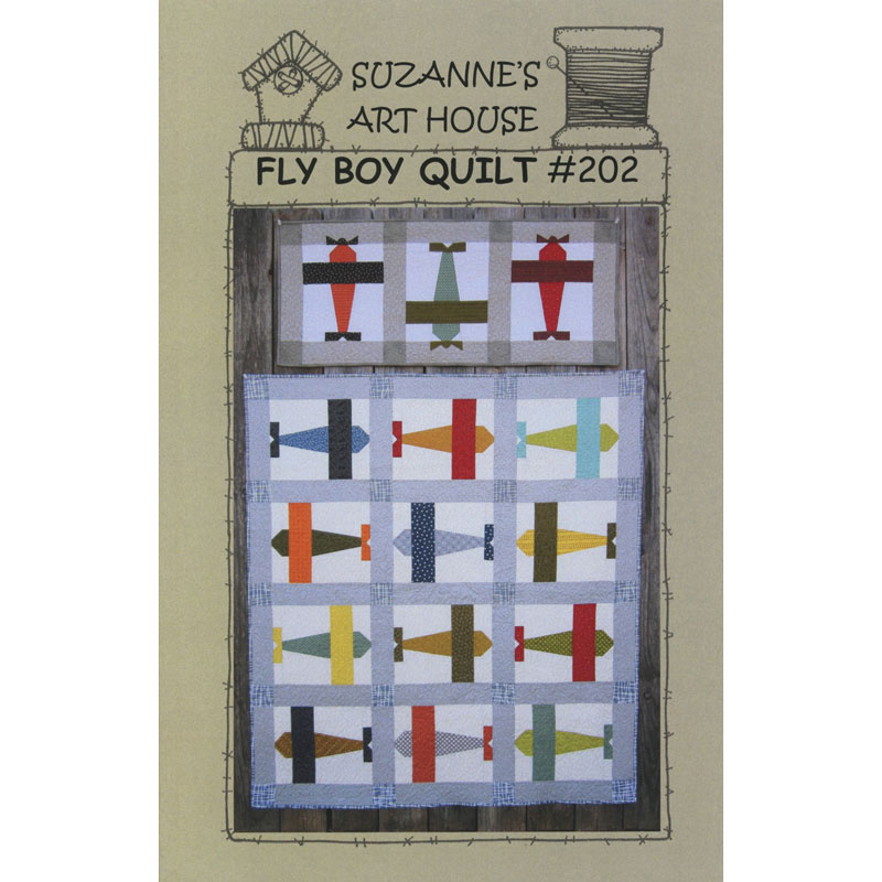 Fly Boy Pattern