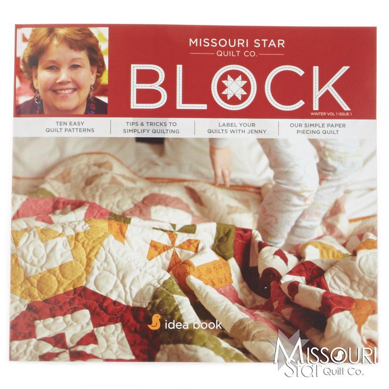 BLOCK Magazine Winter 2014 - Vol 1 Issue 1