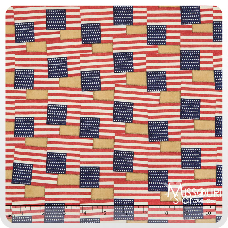 Freedom - Flags Yardage