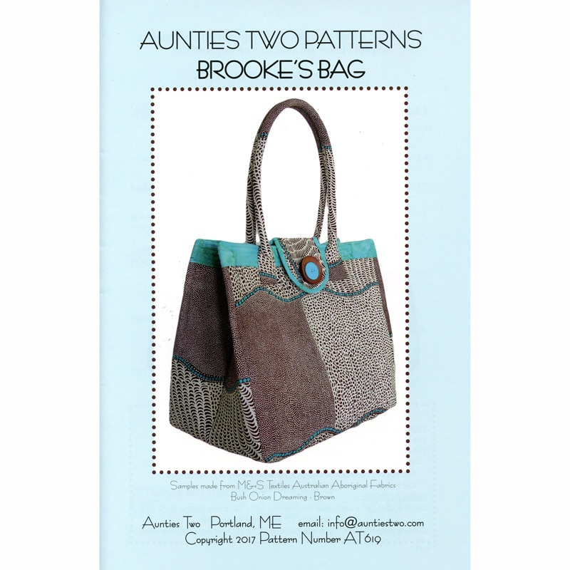 Brooke's Bag Pattern