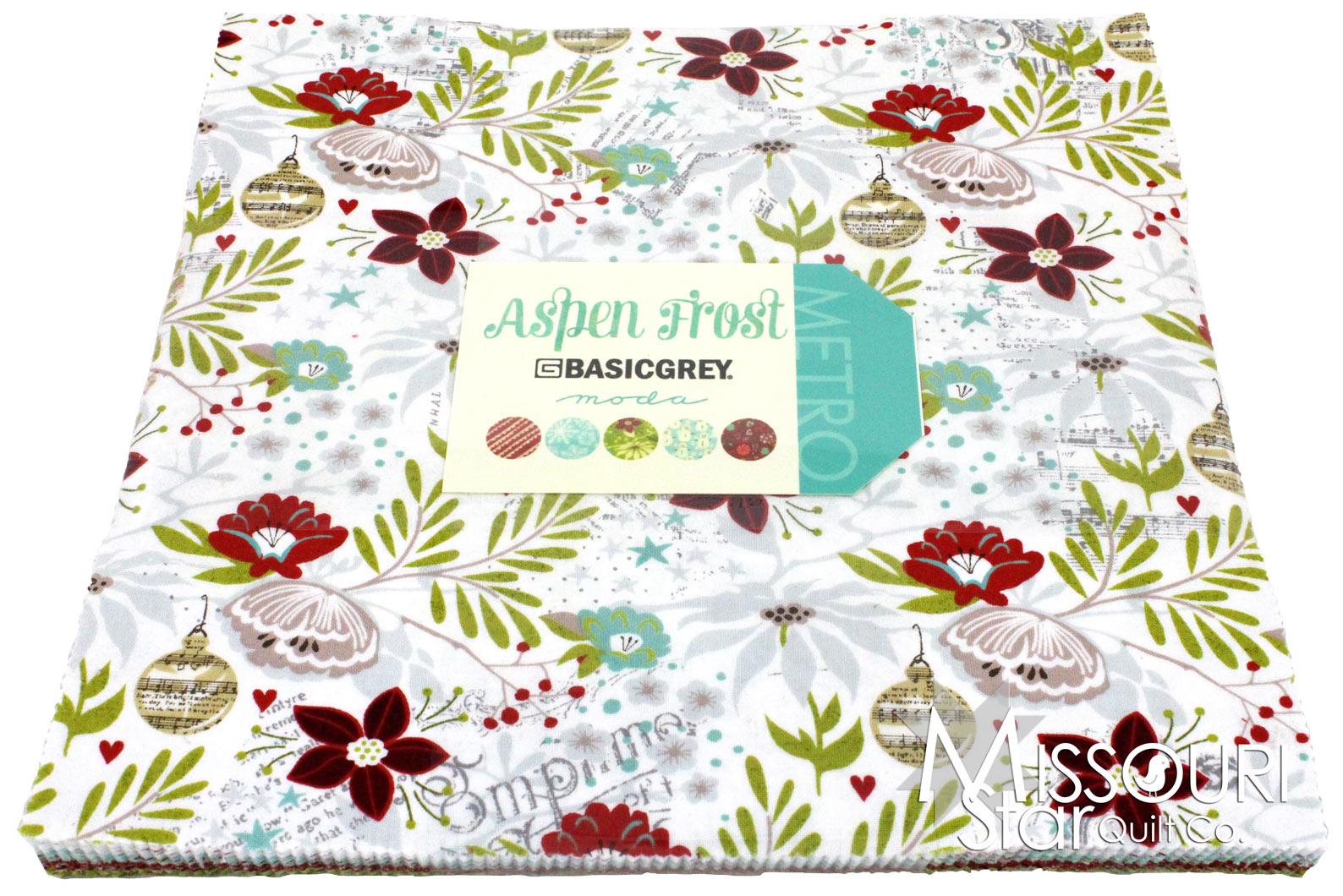 Aspen Frost Layer Cake