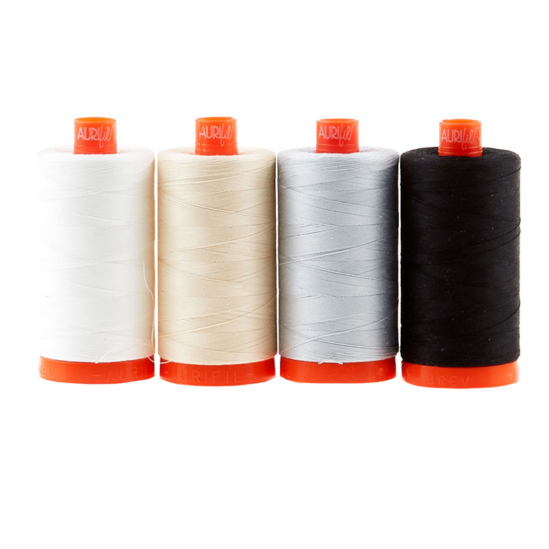 Aurifil Necessities Thread Collection