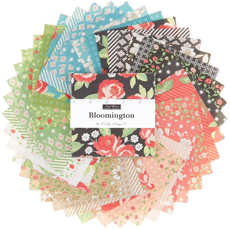 Bloomington Charm Pack