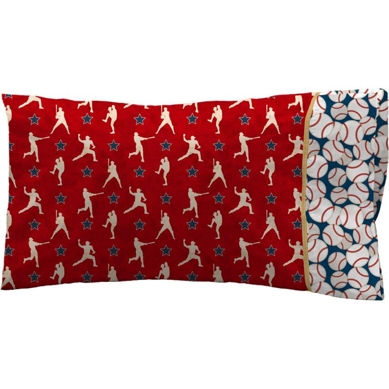 7th Inning Stretch Pillowcase Kit