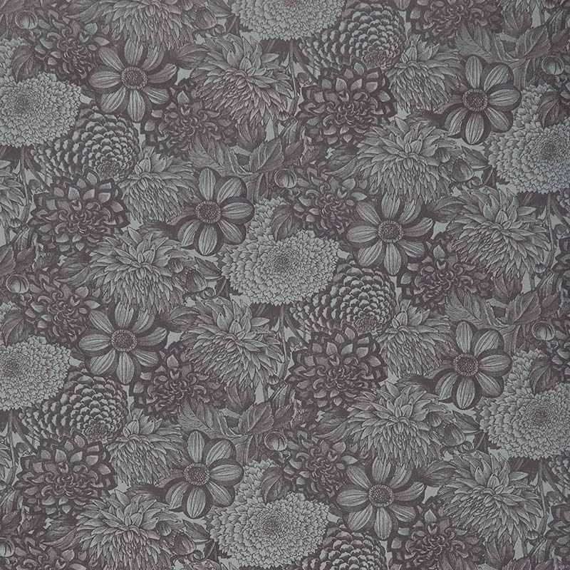 Wilmington Essentials - Floral Toile Black 108