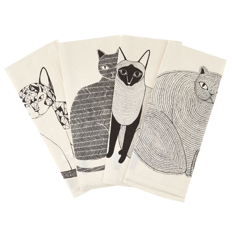 Catnip Towel Set