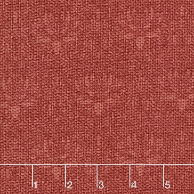 Morris Garden - Crown Imperical 1888 Crimson 108