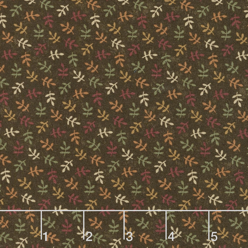 Nature's Glory - Branches Brown Yardage