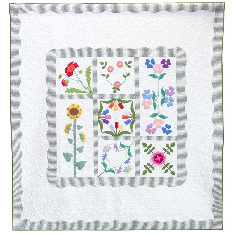 Marie Webster Sampler Bouquet Kit