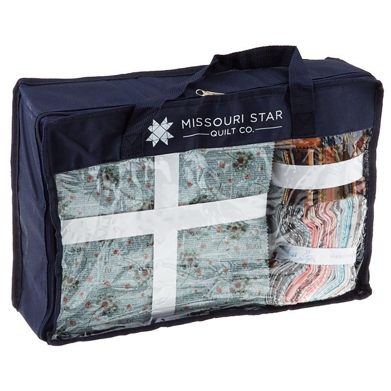 Missouri Star Precut Storage Bag - Navy