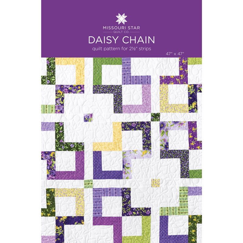 Daisy Chain Pattern By Missouri Star Missouri Star Quilt
