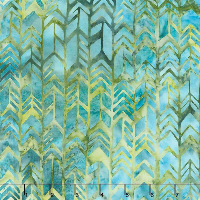 River Valley Batiks - Geometric Arrow Bermuda Yardage