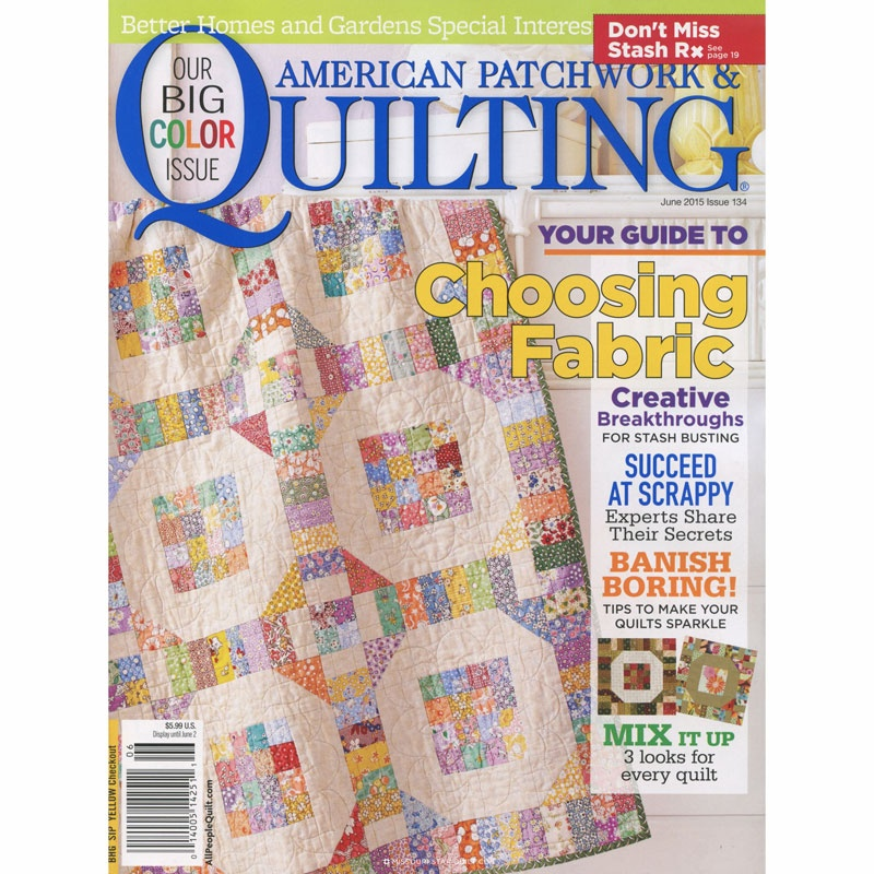 American Patchwork and Quilting - Better Homes and Gardens (June ... : better homes and gardens quilting - Adamdwight.com