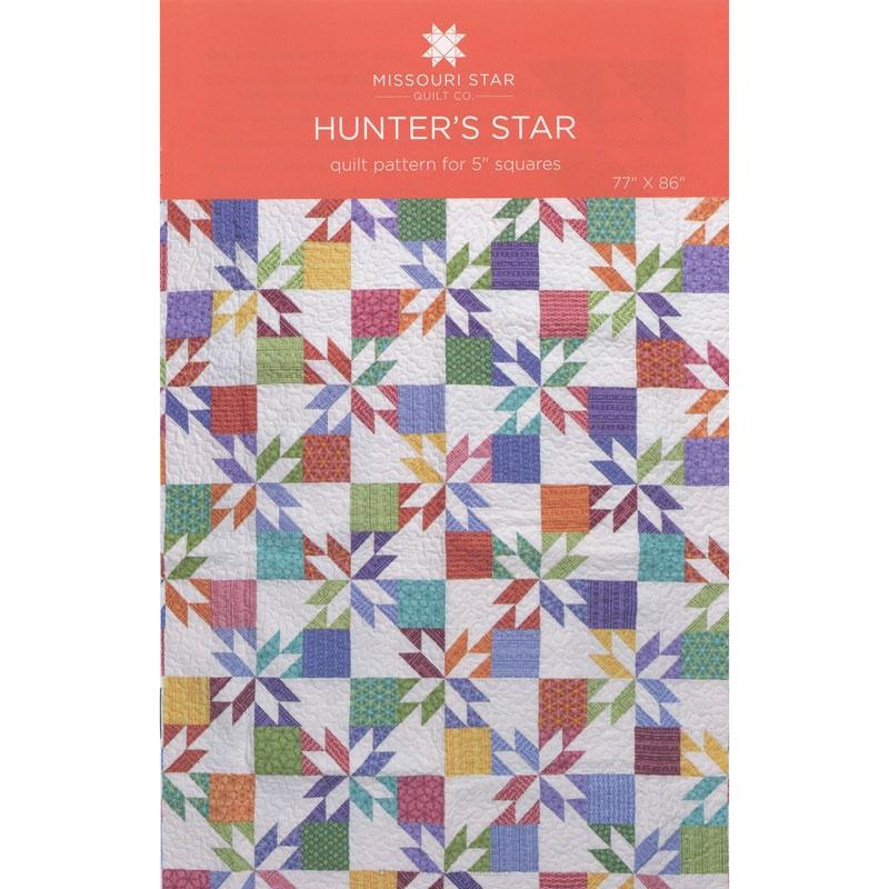 Hunter S Star Pattern By Msqc Missouri Star Quilt Co