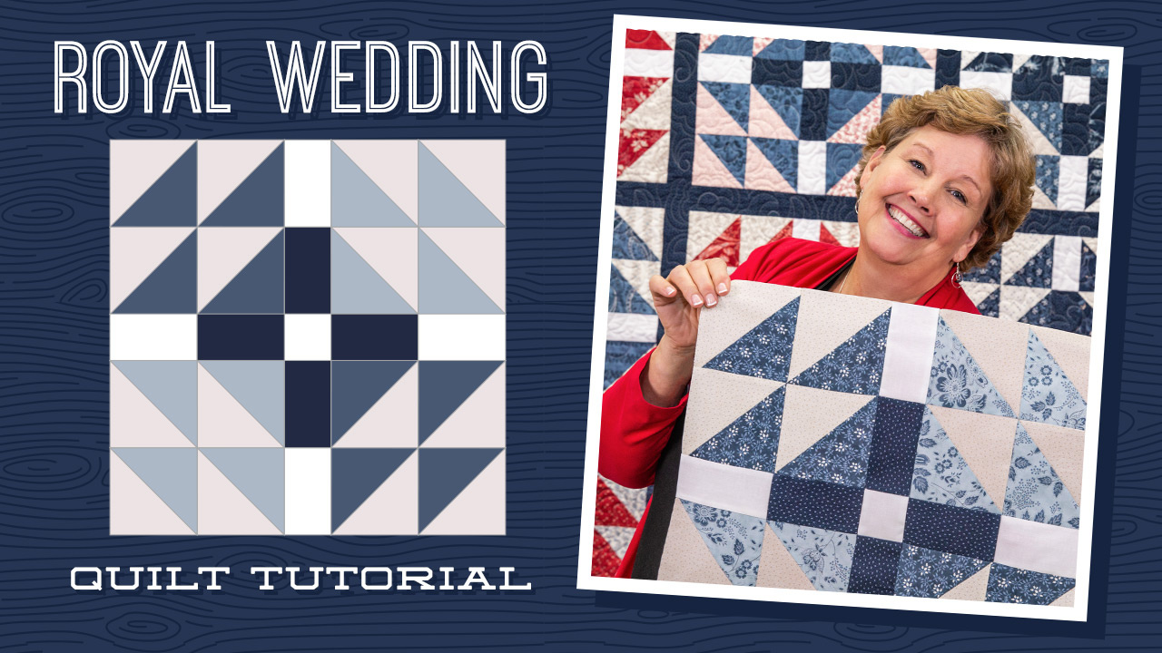 Royal Wedding Quilt