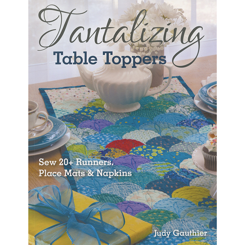 Tantalizing Table Toppers Book