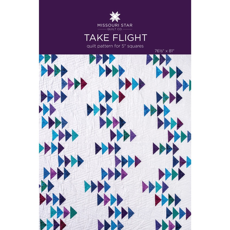 Take Flight Quilt Pattern by MSQC - MSQC - MSQC — Missouri Star ... : missouri quilt company daily deals - Adamdwight.com