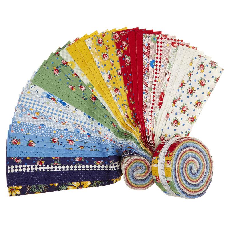 Sweet Harmony Jelly Roll American Jane Moda Fabrics