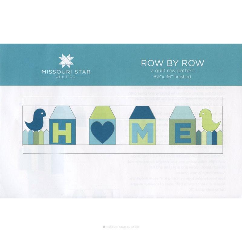 Row by Row 2016 Kit - Kona Brights