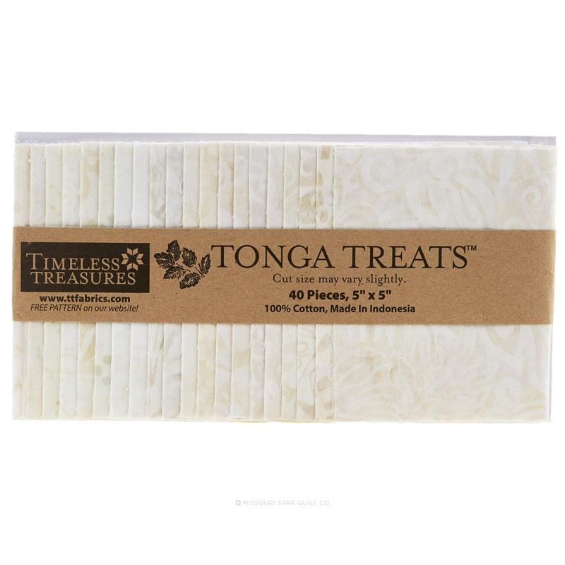 Tonga Treats Batiks - Cloud Charm Pack