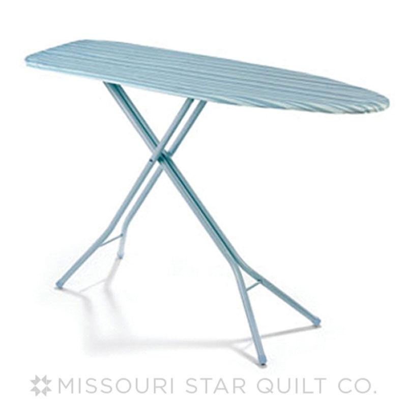 dual leg ironing board