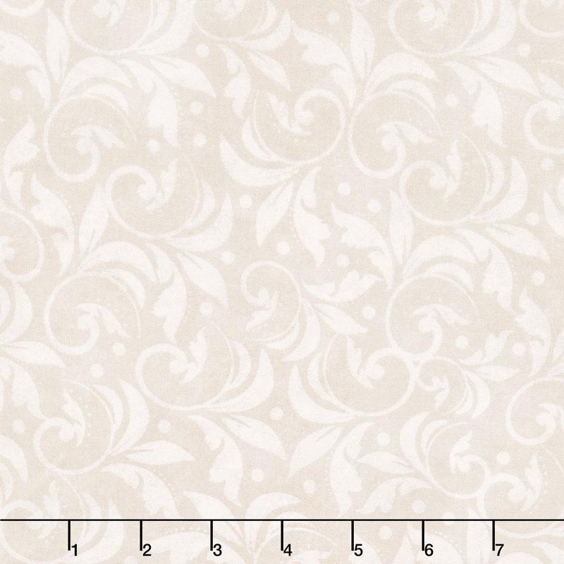 Wilmington Essentials - Vintage Scroll Ivory 108