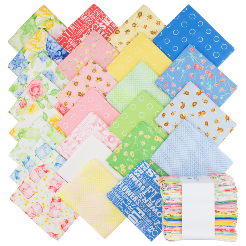 Cottage Joy Fat Quarter Bundle