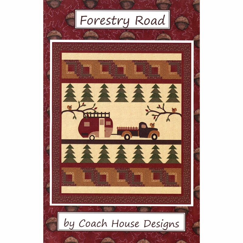 Forestry Road Pattern