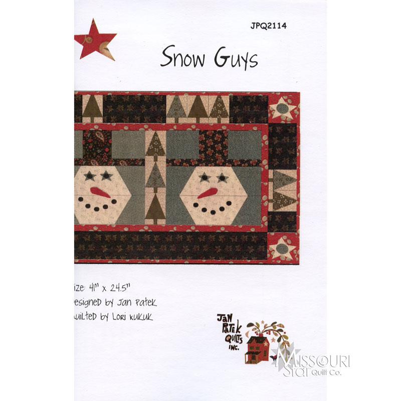 Snow Guys Pattern