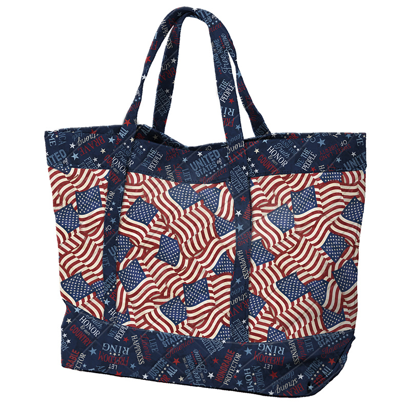 America, My Home Tote Bag Kit
