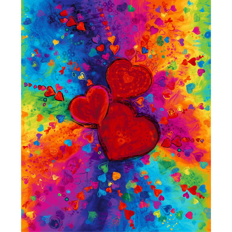 Full Heart - Full Heart Bright Panel