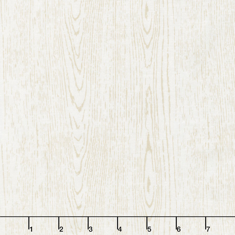 The Great Outdoors - Outdoors Wood Grain Cream Yardage