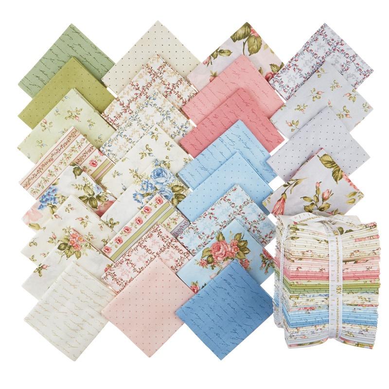 Jardin Quilted Velvet Quilt Cover: Le Jardin Quilt Pattern