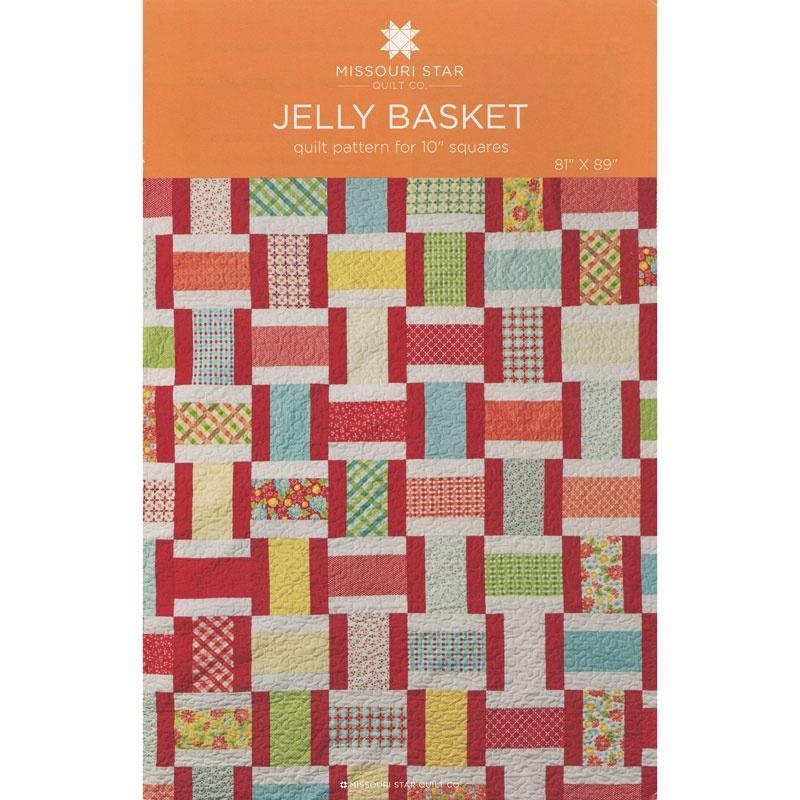 Jelly Basket Pattern by MSQC - MSQC - MSQC — Missouri Star Quilt Co. : quilting basket - Adamdwight.com