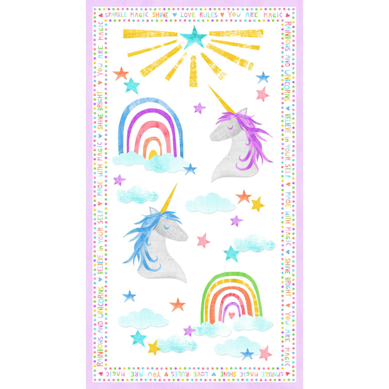 Sparkle Magic Shine - Large Multi Panel