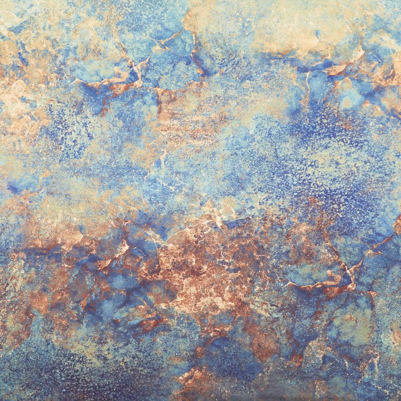 Stonehenge Gradations Ombre - Oxidized Copper Digitally Printed Yardage