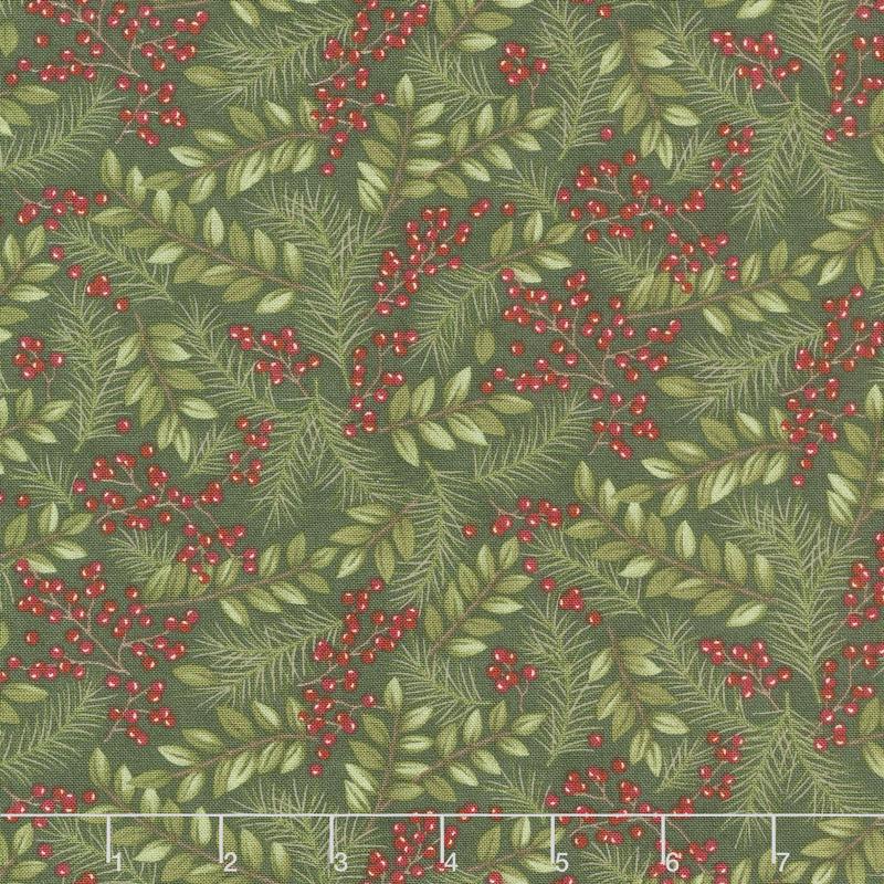 Winter Manor - Winter Greens Pine Yardage